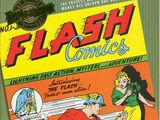 Millennium Edition: Flash Comics Vol 1 1