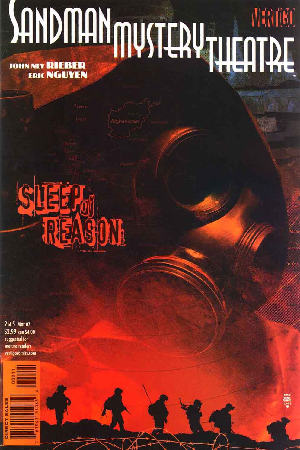 image sandman mystery theater sleep of reason 2 jpg dc