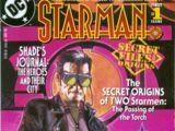 Starman Secret Files and Origins Vol 1 1