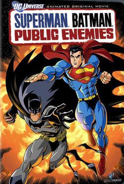 Superman Batman Public Enemies DVD