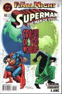 Superman Man of Steel Vol 1 62