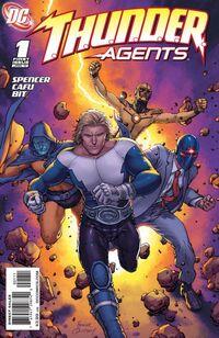 T.H.U.N.D.E.R. Agents Vol 3 1