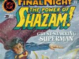 The Power of Shazam! Vol 1 20