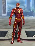 Barry Allen DC Unchained 0001