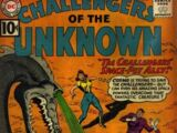 Challengers of the Unknown Vol 1 21