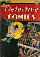 Detective Comics 92