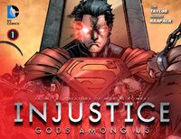 Digital Injustice Gods Among Us Vol 1 1