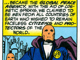 Global Peace Agency (Earth-AD)