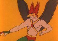 Hawkman Filmation 001