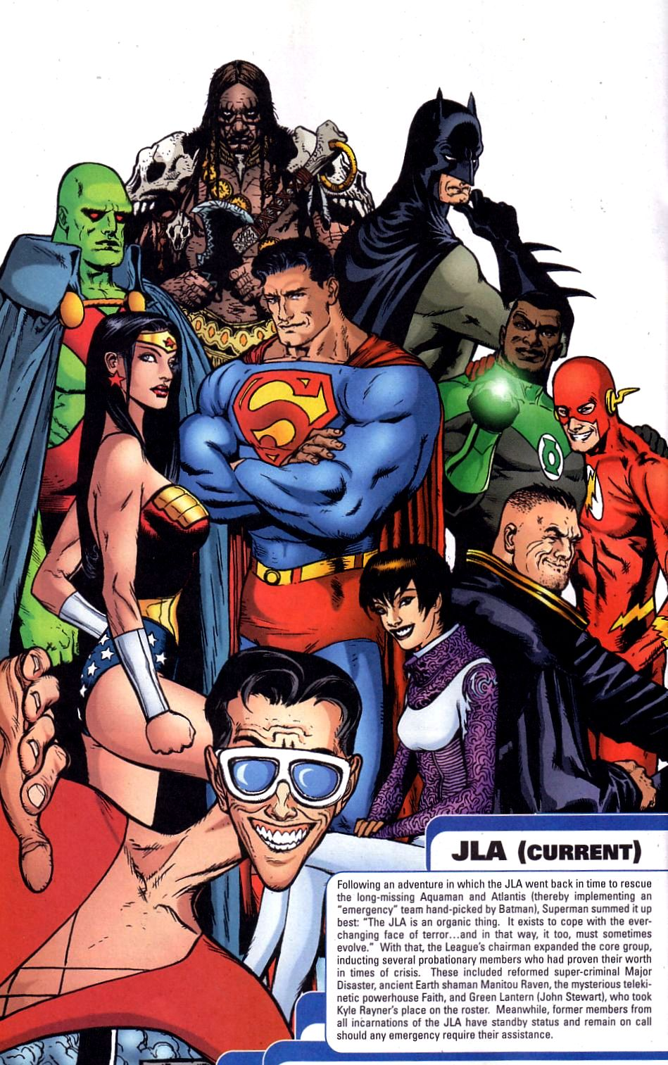 Image - Justice League 0027.jpg | DC Database | FANDOM ...