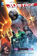 Justice League Darkseid War Part I
