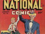 National Comics Vol 1 38
