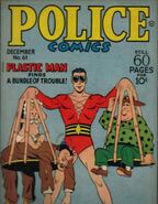 Police Comics Vol 1 61