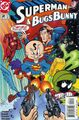 Superman and Bugs Bunny Vol 1 2 Cover