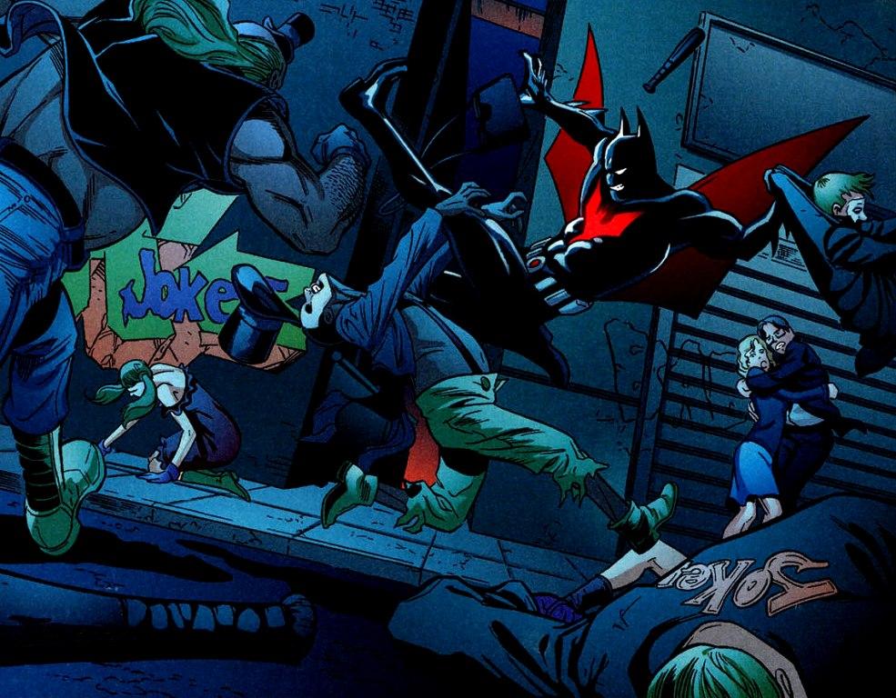 batman beyond babel