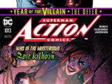 Action Comics Vol 1 1013