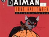 Batman: The Long Halloween Vol 1