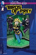 Birds of Prey Futures End Vol 1 1
