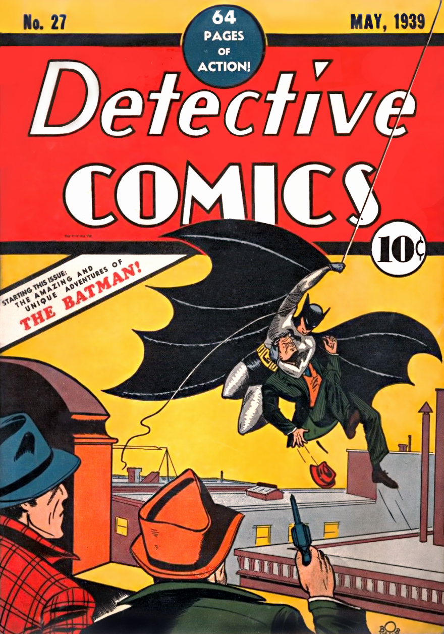 Detective comics vol 1 27 dc database fandom powered by wikia cover gallery voltagebd Images