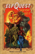 ElfQuest The Searcher and the Sword