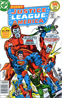 Superman and the JLA discover the truth behind the Manhunters
