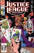 Justice League America 43