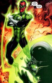 Sinestro Green Lantern 002