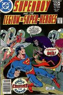 Superboy and the Legion of Super-Heroes 244