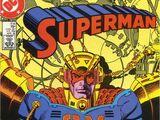 Superman Vol 1 418