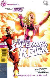 Tangent Supermans Reign 1