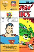 Action Comics (US Postal Service) Vol 1 1