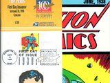Action Comics (US Postal Service) Vol 1 1