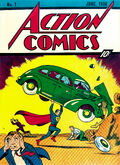 Action Comics #1 featured the debut of Superman