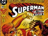 Action Comics Vol 1 709