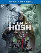 Batman Hush Cover