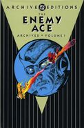 Enemy Ace Archives, Volume 1