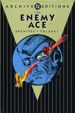 Cover for the The Enemy Ace Archives Volume 1 Trade Paperback