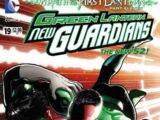 Green Lantern: New Guardians Vol 1 19