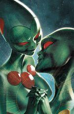 Martian Manhunter Vol 5 3 Textless Variant