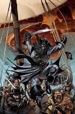 Bruce Wayne as a Pirate