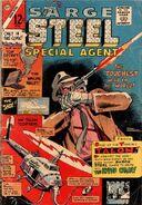 Sarge Steel 8