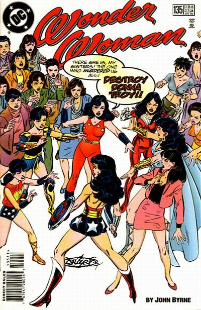 wonder woman vol 2 135 dc database fandom powered by wikia