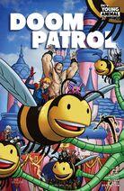 Doom Patrol Vol 6 7 Variant