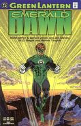 Green Lantern Emerald Dawn 1991
