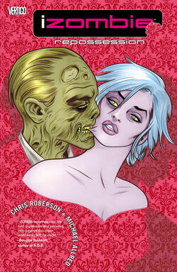 Cover for the IZombie: Reposession Trade Paperback
