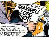 Maxwell Lord III (New Earth)