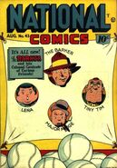 National Comics Vol 1 43