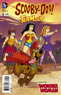 Scooby-Doo Team-Up Vol 1 5