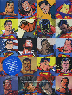 Cover for the Superman: Cover to Cover Trade Paperback