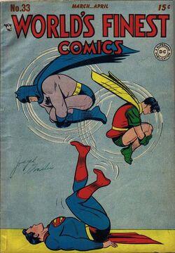 World's Finest Comics 33